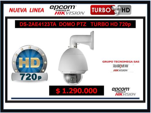domo ptz hikvision turbo hd 23x zoom