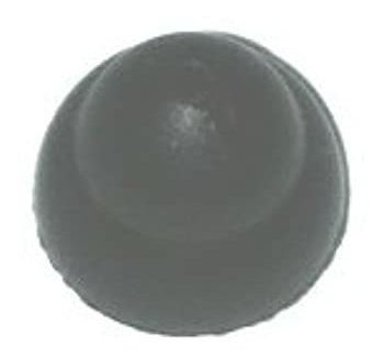 domos cerrados medios de 8 mm para audífonos starkey - paqu