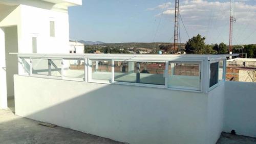 domos de policarbonato y vidrio canceles y ventanas