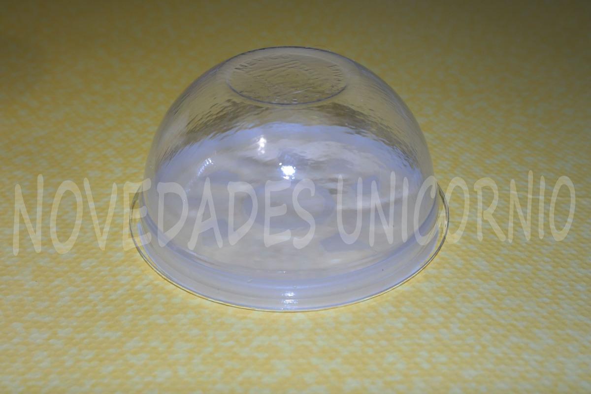 Domos envases moldes esfera para gelatina floral no - Plastico para moldes ...