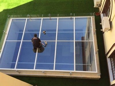 Domos policarbonato o vidrio en mercado libre - Techos de vidrio para terrazas ...