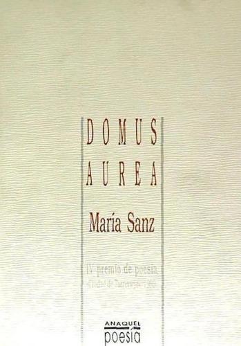 domus áurea(libro poesía)