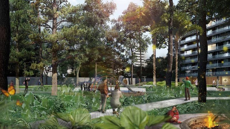 domus parque - viví en la naturaleza - vicente lópez