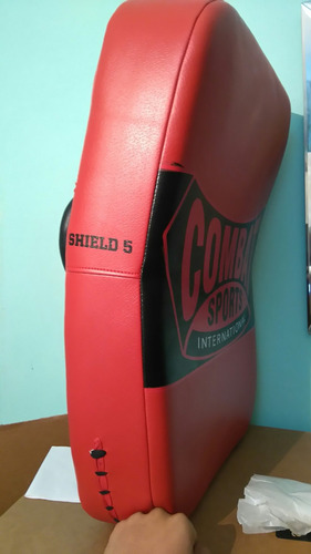 domy curvo combat sports big pad reforzado mma, muay thai