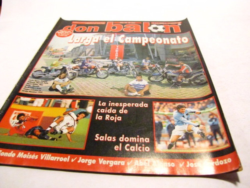 don balon revista