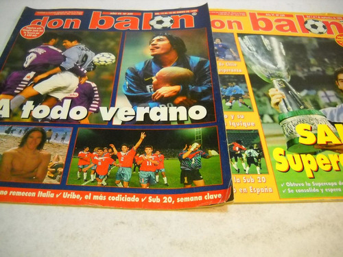 don balon revistas