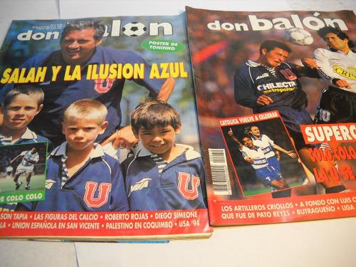 don balon revistas