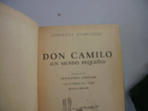 don camilo - giovanni guareschi