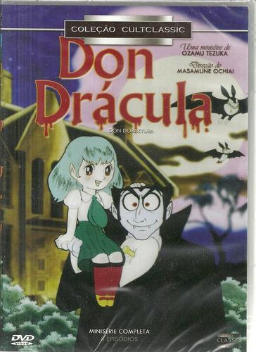 don dracula - dvd cultclassic - bonellihq l19