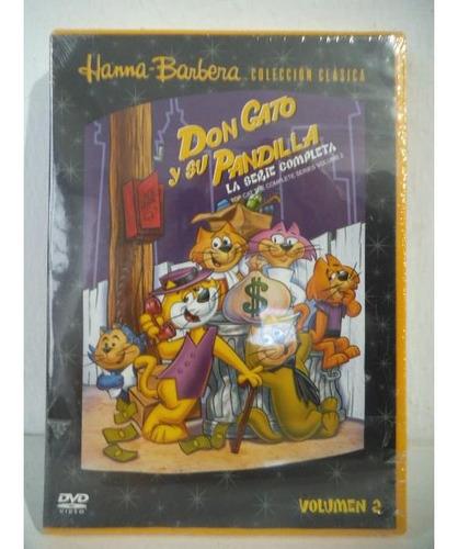 don gato y su pandilla volumen 2   dvd