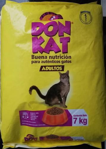 don kat adulto 7kg envio gratis - kg a $7571