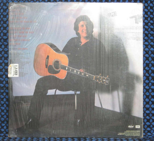 don mclean - love tracks - lp capitol 1988