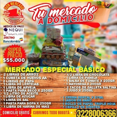 don mercado express tu mercado a domicilio
