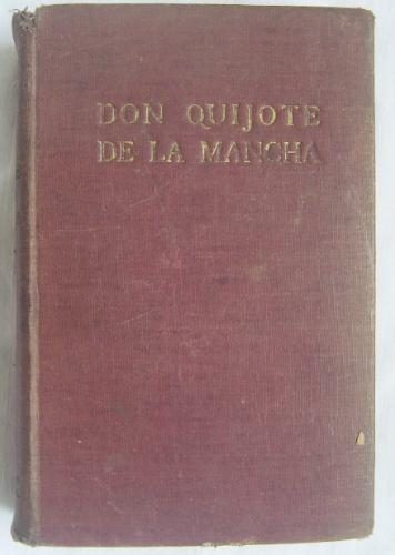 don quijote de la mancha / cervantes (1945)