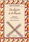 don quijote de la mancha. primera parte(libro )