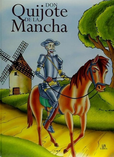 Don Quijote De La Mancha(libro Infantil) - $ 936.35 en
