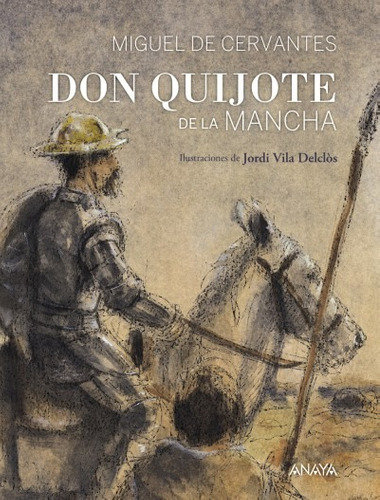 don quijote de la mancha(libro infantil y juvenil)