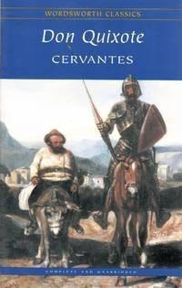 don quixote (ingles) - cervantes - wordsworth classics