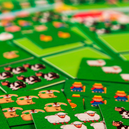 don rastrillo en la granja juego loteria ruibal mundo manias