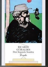 don segundo sombra - ricardo guiraldes - losada