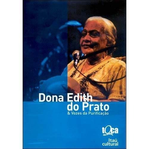 dona edith do prato dvd