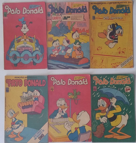 donald disney pato