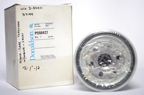 donaldson p550422 filtro aceite dyna isuzu case b7144 57411