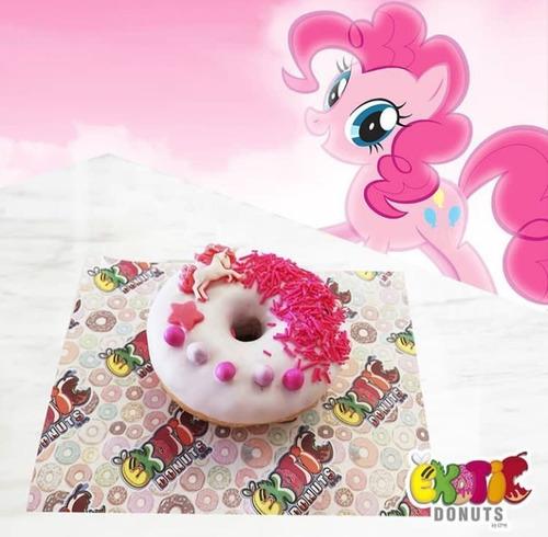 donas glaseadas, decoradas exotic donuts aguascalientes
