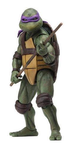 donatello - teenage mutant ninja turtles 1990 - neca