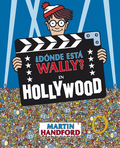 donde esta wally en hollywood - handford,martin