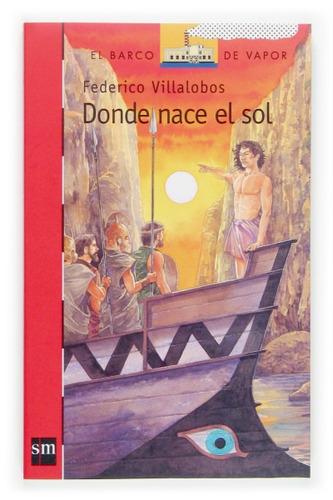 donde nace el sol(libro infantil y juvenil)