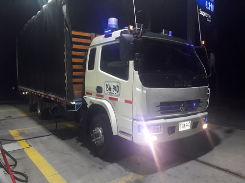 dongfeng 13.500k de carga