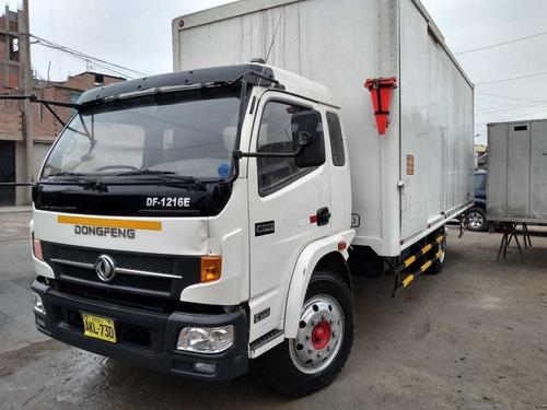 dongfeng camion de d 10 toneladas con poco kilometraje