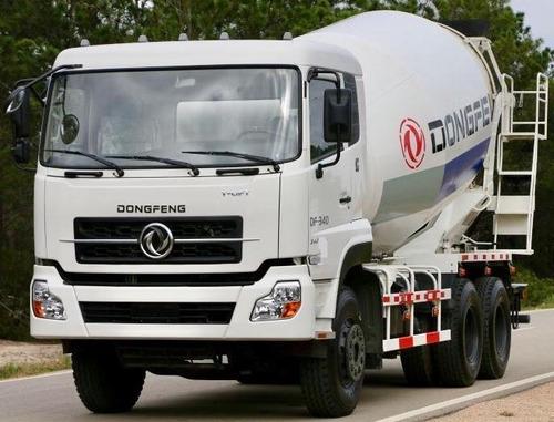dongfeng df-mixer 340 6x4  8m3-12m3 construcción hormigonera