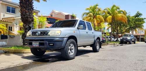 dongfeng rich doble cabina 4x4