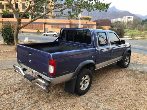 dongfeng rich zna full equipo 4x4