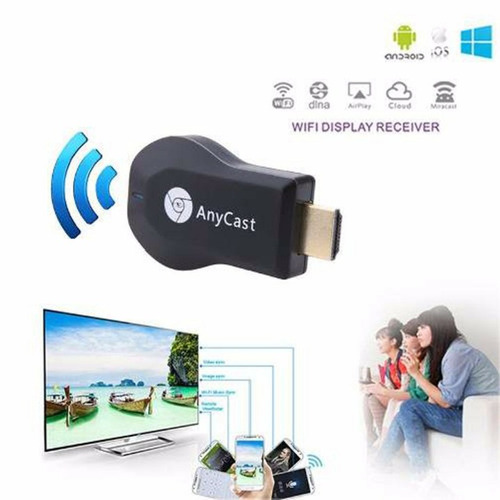 dongle full hd 1080 wifi anycast cromecast hdmi