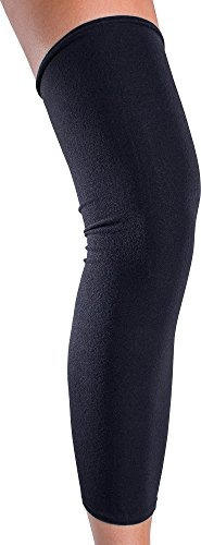 donjoy knee brace undersleeve, patella cerrada, x-large