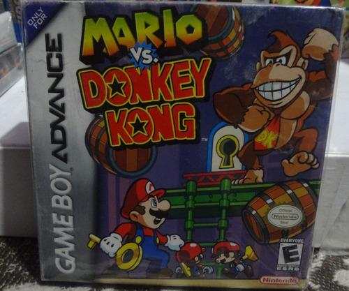 donkey kong advance
