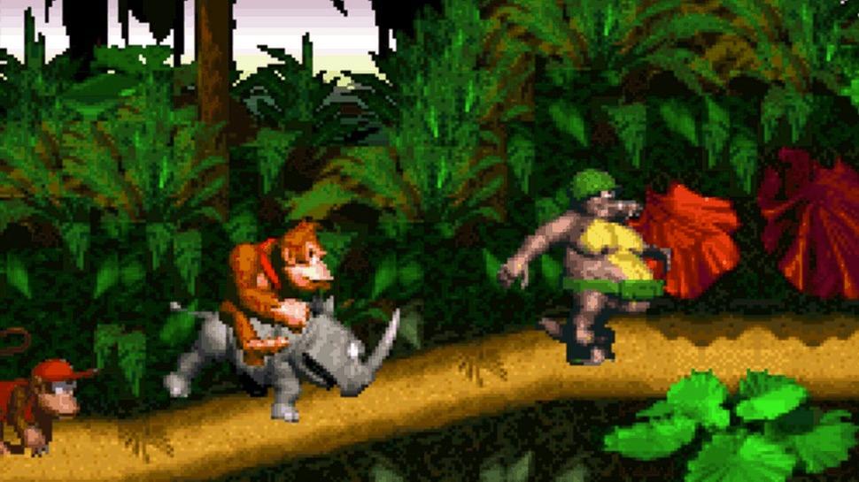 Donkey Kong Country 1 Original Super Nintendo - R$ 150,00 em ...