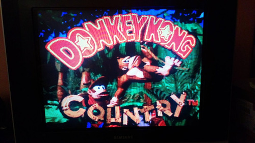 donkey kong country 1  super nintendo