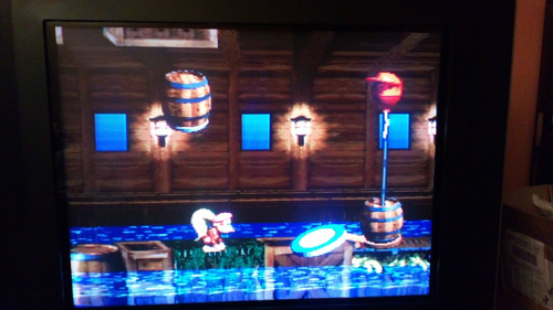 donkey kong country 2 super nintendo