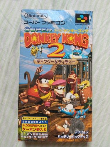 donkey kong country (trilogia com proteção)