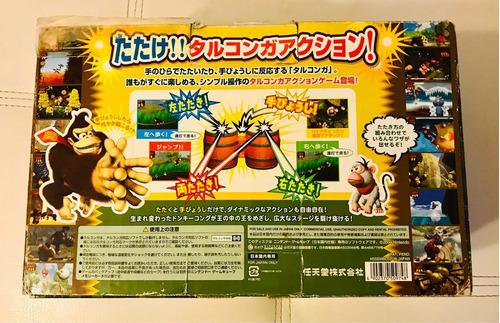 donkey kong jungle beat / game cube - wii - fox store
