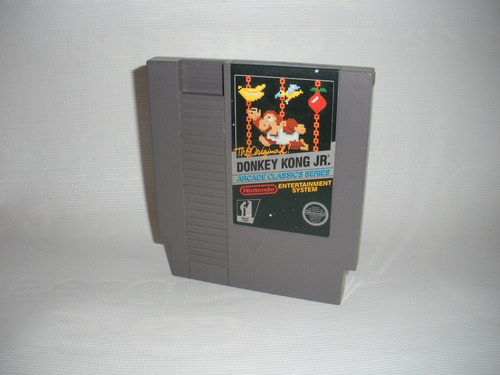 donkey kong junior jr juego arcade pa consola nintendo nes