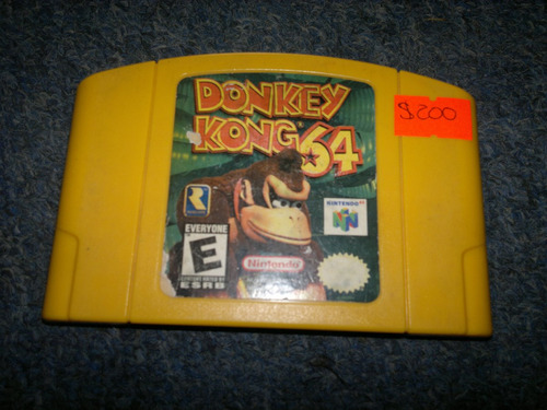 donkey kong nintendo