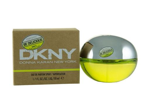 donna karan be delicious edp 50ml original / elite perfumes