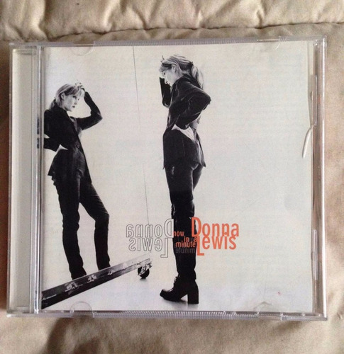 donna lewis now in a minute pop 90s cd