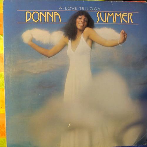 donna summer: a love trilogy