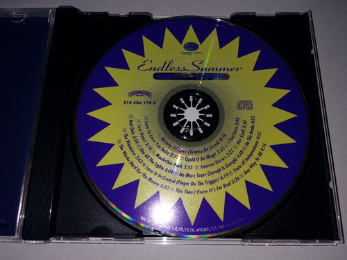 donna summer - endless summer cd imp ed 1994 mdisk